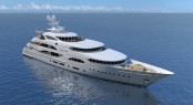 Motor yacht D250 &acirc; &acirc;3 TIMES A LADY&acirc; Diana Yacht Design Series