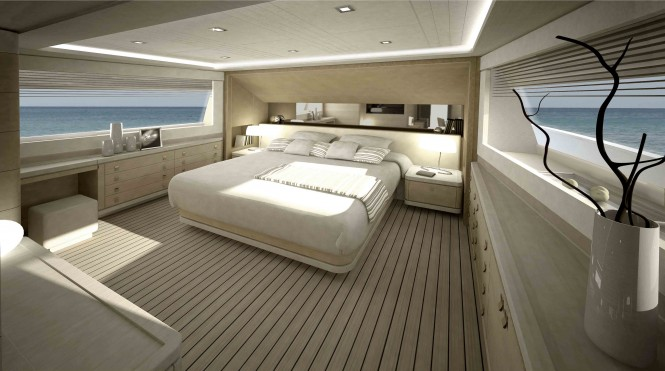 Navetta 33 Crescendo Master Cabin