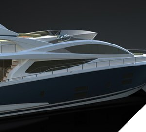 Pearl 75 Motor Yacht from Dixon Yacht Design