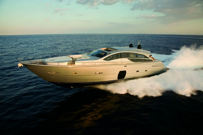 Pershing 80 Motor Yacht