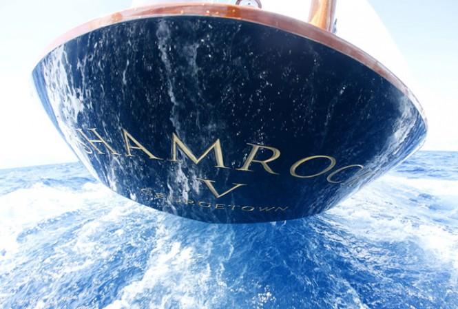 Sailing yacht Shamrock V - Credit J Class Yachts