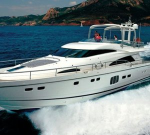 Yacht Builder Fairline Group Sold