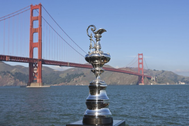 TEAM Australia to Contest 34th America's Cup