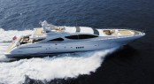 The Mangusta 165 Motor Yacht Series by Overmarine