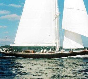 Van Dam Nordia to refit Hoek Truly Classic Sailing yacht Mulligan
