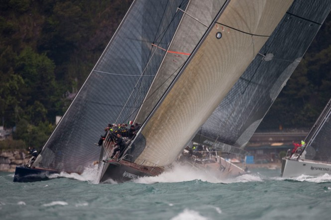 Wally Superyacht Regatta's and Boat Show's in 2011 - Credit Wally Yachts