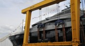 Motor Yacht Aifos launched by Cbi Navi