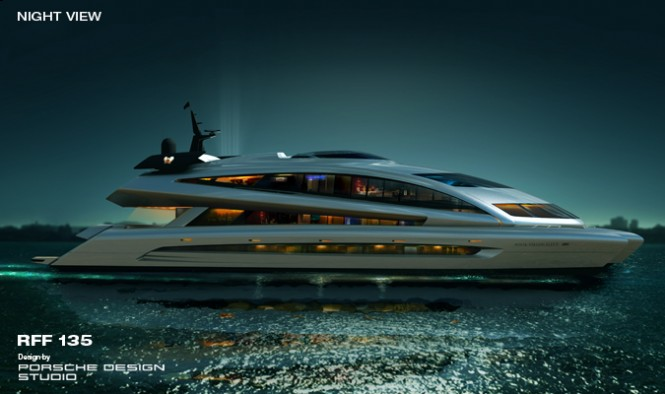 Greenline Yacht Interiors signs deal with Royal Falcon Fleet for 8 RFF135 superyachts