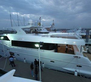 Gulf Craft's GULF 95 EXP motor yacht to feature De Dietrich appliances