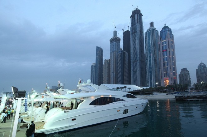 Gulf Craft introduce 5 Global Launches at the Dubai International Boat Show in 2011