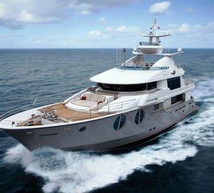 Horizon EP105 Motor Yacht – A Long Range Explorer