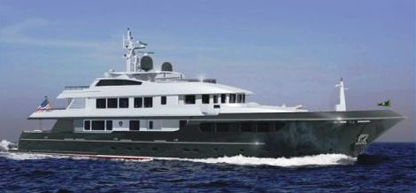 Horizon EP148' motor yacht  A Horizon Superyacht
