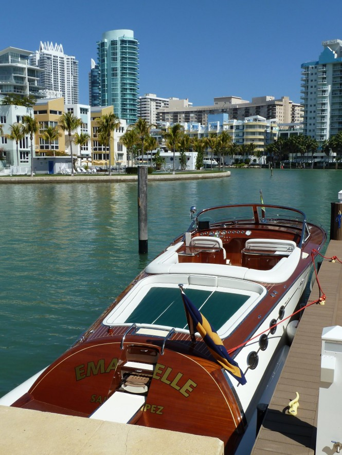 J Craft Sells Torpedo motor yacht Emmanuelle at Miami Yacht and Brokerage Show