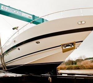 Leopard Yachts launch motor yacht OSCAR