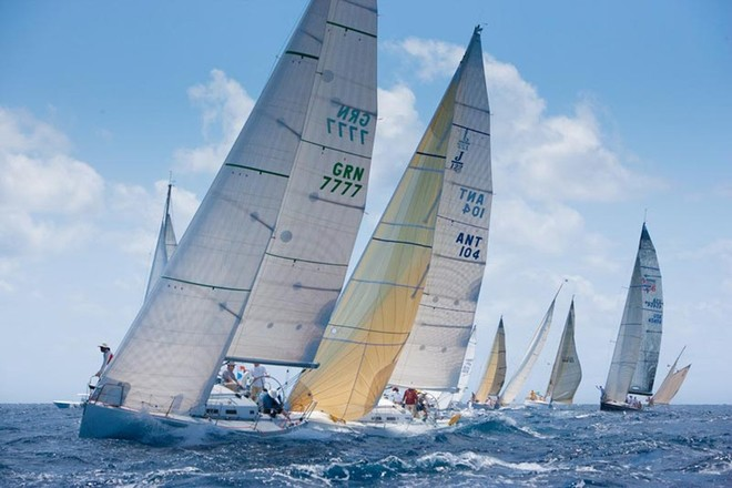 Les Voiles de St. Barth 2011 - Photo Credit Christophe Jouany