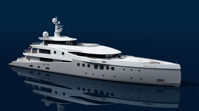 lewijnse to outfit Amels LIMITED EDITIONS 199 Superyacht- Image by AMELS
