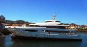 Motor yacht FOLLOW ME V delivered by Factoria Naval Marin