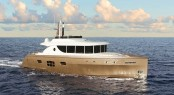 NISI 2400 motor yacht by NISI Yachts finalist in the &acirc;Most Innovative Yacht of the Year&acirc; category for the prestigious Asia Boating Awards 2011.