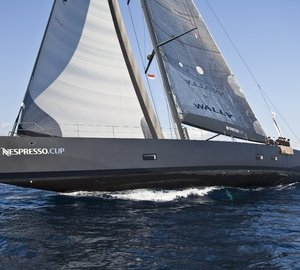 Nespresso Cup 2011: Stage set in Portofino for Wally Sailing Yachts