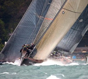 Nespresso Cup: Wally sailing yachts prepare for 2nd edition off Portofino