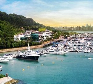 Singapore Yacht Show 2011: Stellar Line-Up of Exhibitors and Partners Unveiled