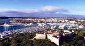 Port Vauban, Antibes, France - Location of the 2011 Antibes Yacht Show