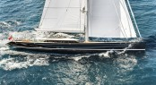 Superyacht Kokomo a 2011 ShowBoats Design Award Finalist - Credit Alloy Yachts