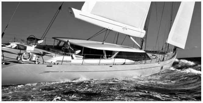 Superyacht Zefira to sail in the years first Superyacht Regatta - the BVI Superyacht Regatta