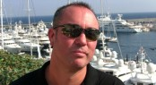Superyacht management and security expert Richard Skinner