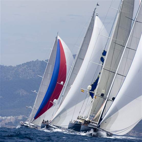 The Dubois Cup - Organised in conjunction with the YCCS in Porto Cervo
