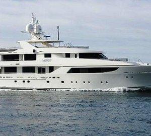 Westport launches superyacht Wabi Sabi - the eighth 164' motor yacht
