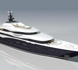 Motor yacht Valerie (ex project Firebird) launched – A Lürssen Werft Superyacht