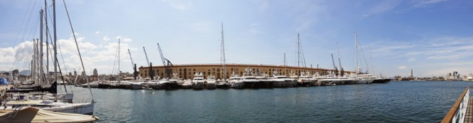 2011 MYBA Genoa Yacht Charter Show expands with extra dockage