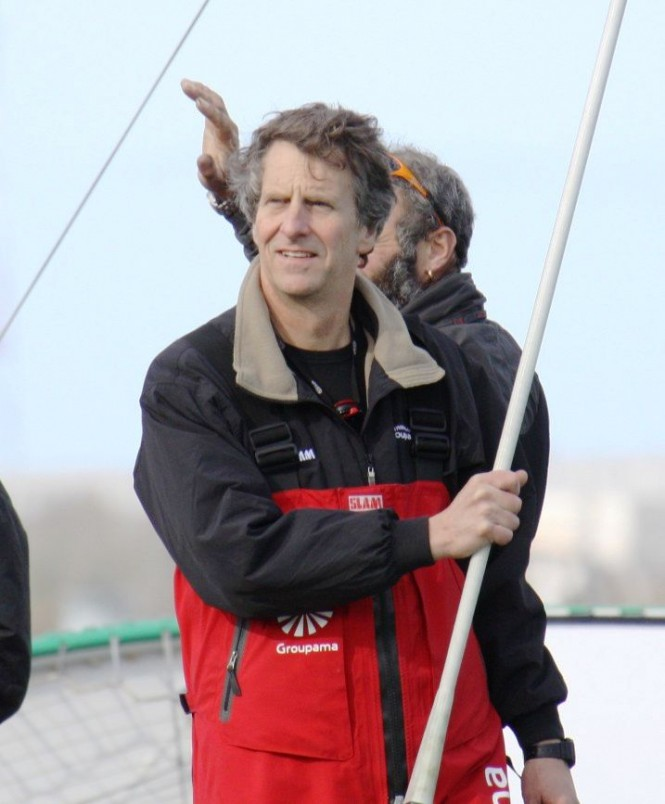34th America's Cup Stan Honey appointed to Director of Technology - Photo credit Claude Breton