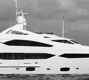40 metre Sunseeker yacht 'Chiqui'
