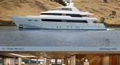 46m Motor Yacht Monarch launched by Delta Marine
