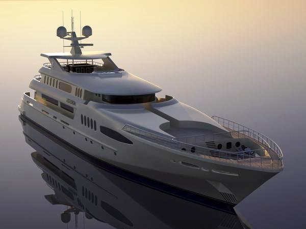 58m Motor Yacht Egeria by Egeria Yachts