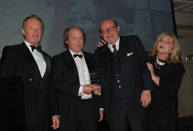 Arredamenti Porto at the International Yacht Awards