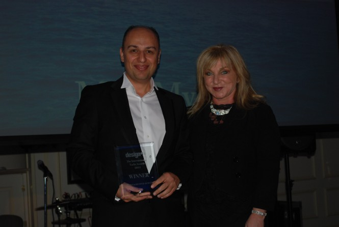 CMB at the International Yacht Awards