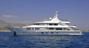 Diana Yacht designed motor yacht Mystic - build by CMB Yachts in Turkey