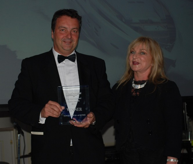 H2 at the International Yacht Awards