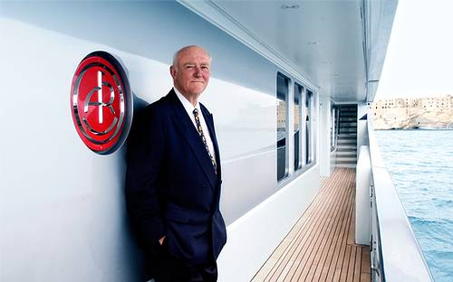 Hermann H. Schaedla of superyacht builder Abeking & Rasmussen dies