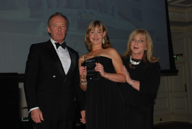 Intarya at the International Yacht Awards
