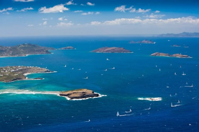 Les Voiles de St. Barth 2011- Photo Credit Christophe Jouany - Les Voiles de Saint-Barth