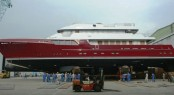 Motor yacht Mazu, the second in the MARCO POLO SERIES soon to be delivered