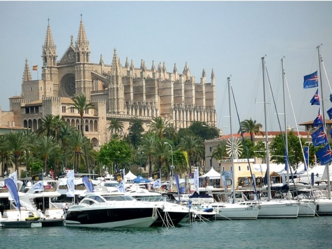 Palma International Boat Show Photo credit seemallorca.com