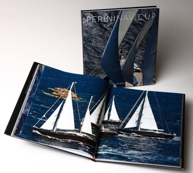 Perini Navi Cup Book: The most beautiful images from the Perini Navi Cup