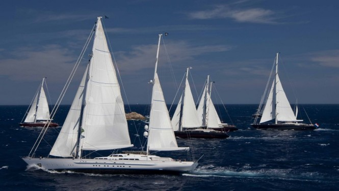 Perini Navi Group the fourth edition of the Perini Navi Cup will be held from September 1st to 4th 2011