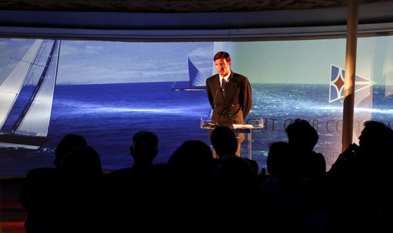 Porto Cervo to host the 2011 Audi TP52 World Championship © Stefano Gattini