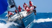 Sailing Yacht Puffy at - Les Voiles de St. Barth 2011- Photo Credit Christophe Jouany - Les Voiles de Saint-Barth